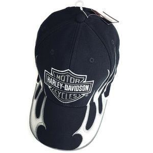 New Harley Davidson Adjustable Strap Baseball Cap